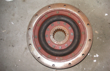 Демпфер двигателя PZL WOLA Henschel SP60