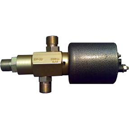Электромагнитный воздушный клапан