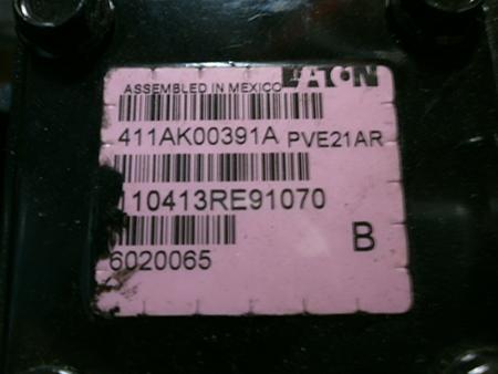 Насос гидравлический PVE21AR Snorkel TB126J