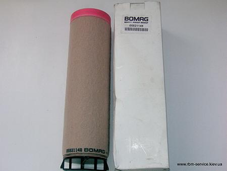 Фильтр воздушный Bomag 05821148 (P780036)