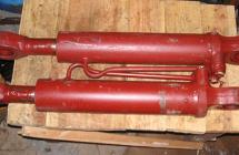 Гидроцилиндр поворота 80.50х280.11, (Т150, Т156)