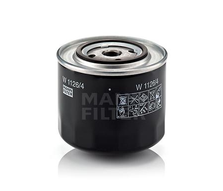 Фильтр масляный W1126