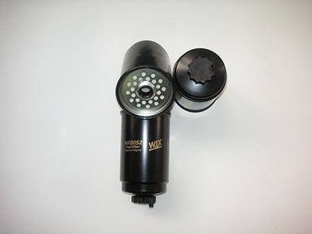 Фильтр топливный WF8052 (P550366, BF7522)