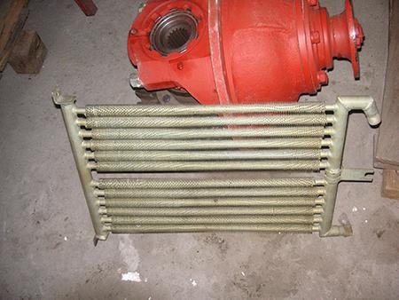 Масляный радиатор SPINWAR A66-17-12x