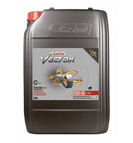 vecton_15w-40_ci-4_e7_Castrol, моторное масло, масло моторное, масло двигателя, vecton 15w-40, ci-4/e7, Castrol