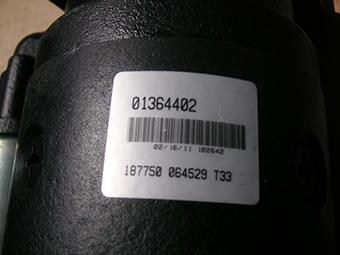 стартер-01364402-ANLASSER-24V-5KW-CW-11Z