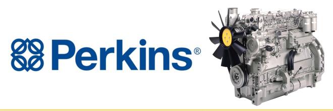 Двигатели Perkins – надежность и 30 000 часов непрерывной работы!