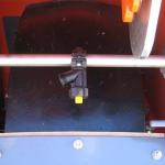 Форсунки для вальцов на хомуте с обратным клапаном с байонетной гайкой