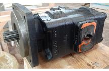 Насос гидравлический CASE D140801 шестерёнчатый